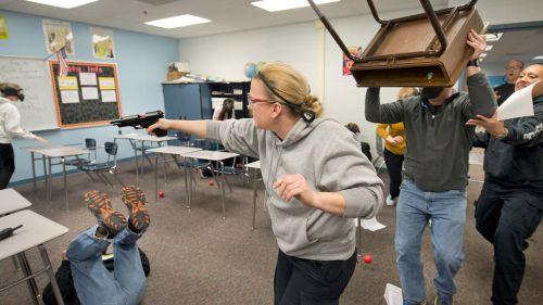 Active Shooter Unarmed