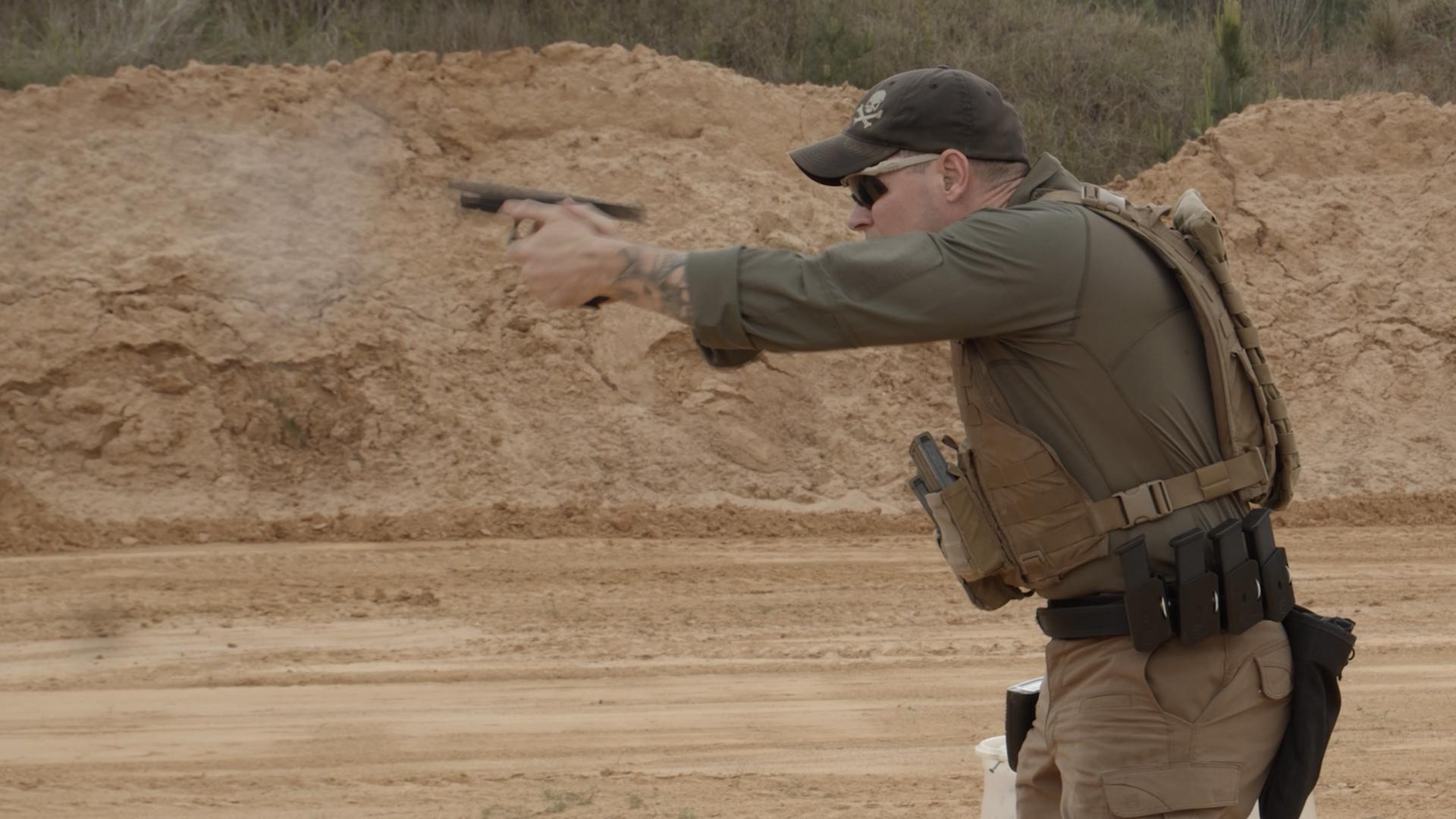 Combat Pistol Basic Training