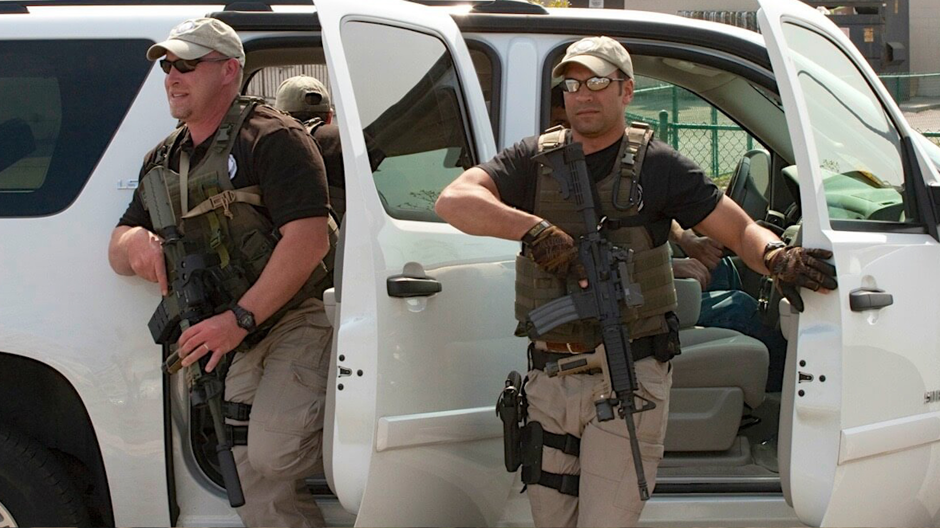 Protective Security Detail